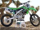 First Ride: 2014 Kawasaki KX450F