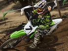 First Ride: 2014 Kawasaki KX85 & KX100