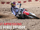 First Impressions: Riding the 2015 Honda CRF450R