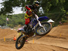 One Lap: Jeremy Martin on Spring Creek MX