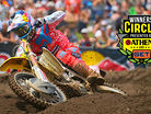 Ken Roczen RedBud Video: I wasn't happy at all in the first moto...
